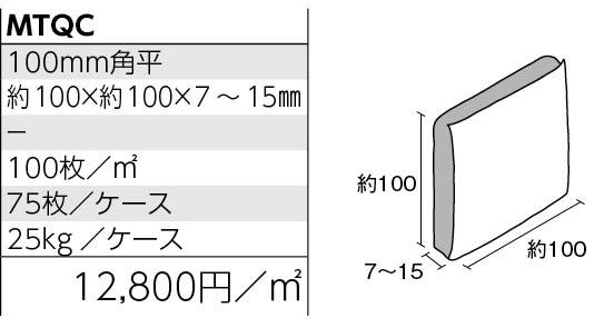 タンブルストーン 形状図