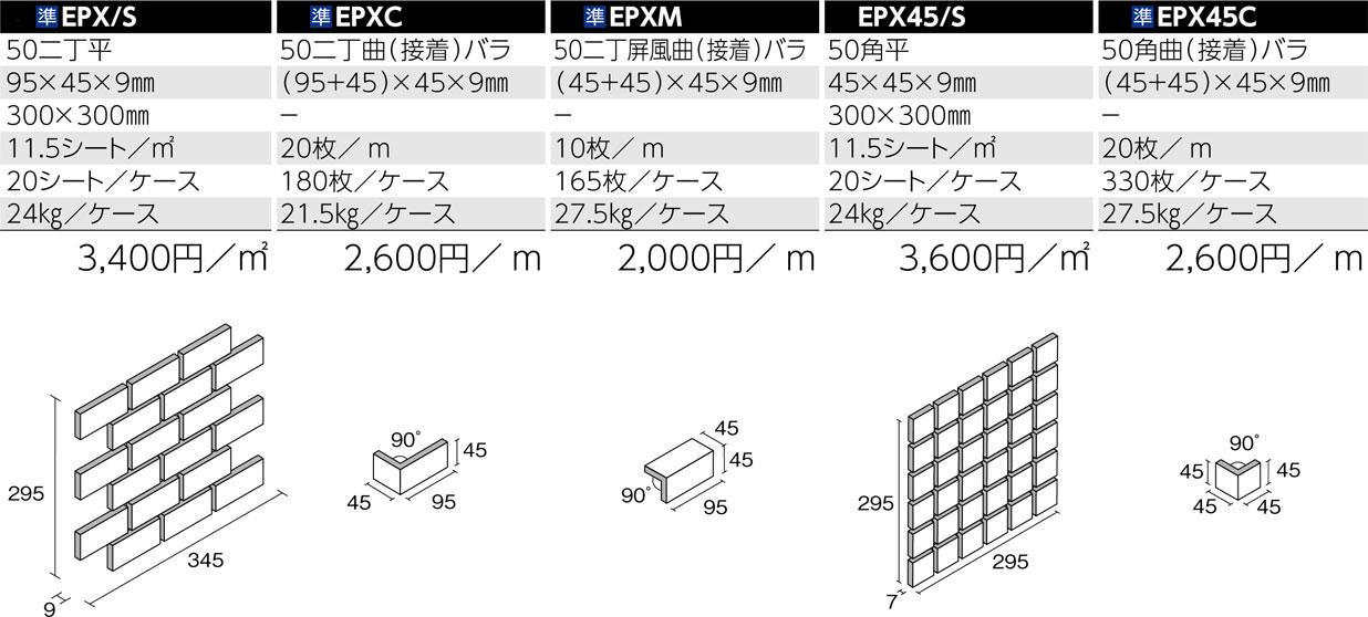 セーグル・エポカX 形状図